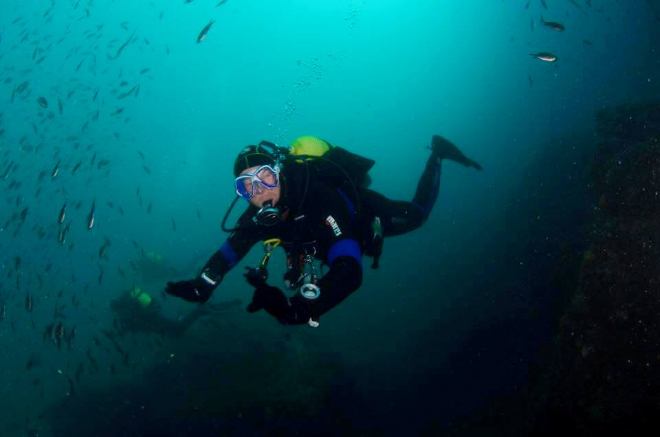 diving andalucia
